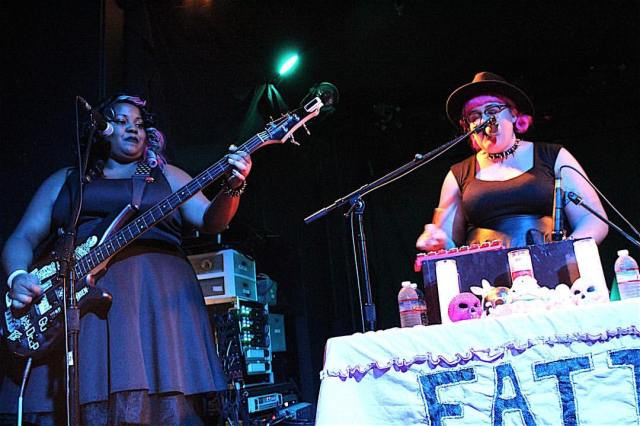 Photo of Fatty Cakes and the Puff Pastries performing